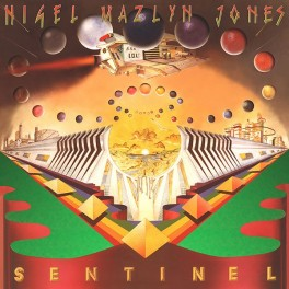 Sentinel CD front cover art by Bob Williams. Re worked for CD. In 2013 Bob turned it into an animated film now on You Tube.